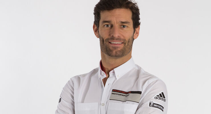 Mark Webber - Porsche 2014