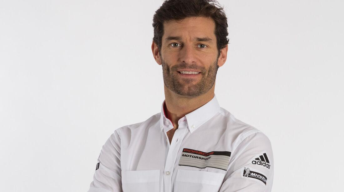 Mark Webber - Porsche 2014