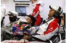 Mark Webber - Porsche - 24h Le Mans - Sonntag - 19.06.2016