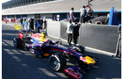 Mark Webber Red Bull F1 Test Jerez 2013 Highlights