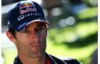 Mark Webber - Red Bull - Formel 1 - GP Australien - 14. März 2013