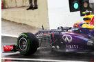 Mark Webber - Red Bull - Formel 1 - GP Brasilien - 22. November 2013