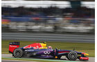 Mark Webber - Red Bull - Formel 1 - GP Deuschland - 5. Juli 2013