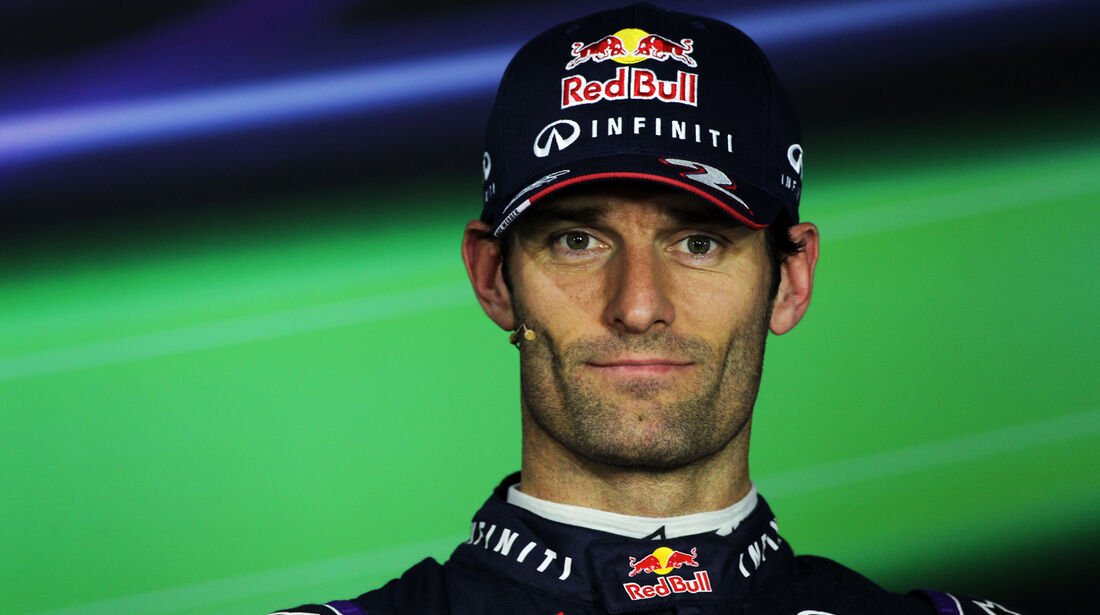 Mark Webber - Red Bull - Formel 1 - GP Deutschland - 6. Juli 2013