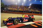 Mark Webber - Red Bull - Formel 1 - GP Singapur - 21. September 2012