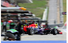 Mark Webber - Red Bull - Formel 1 - GP USA - 16. November 2013