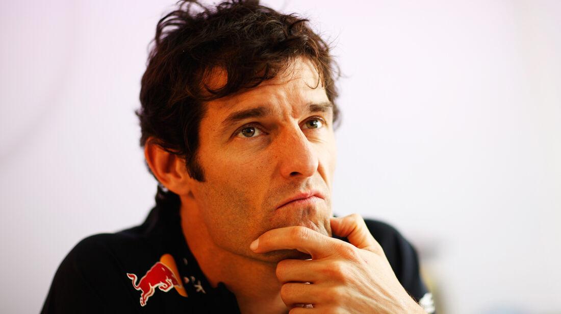 Mark Webber - Red Bull - Formel 1 - GP Ungarn - Budapest - 26. Juli 2012