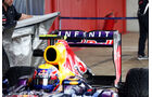 Mark Webber - Red Bull - Formel 1 - Test - Barcelona - 28. Februar 2013