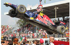 Mark Webber Red Bull GP Italien 2011