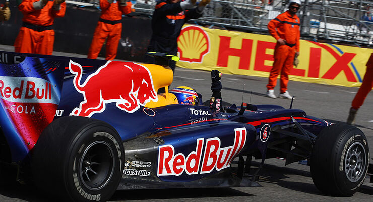 Mark Webber, Red Bull