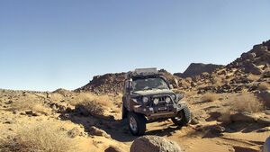 Marokko-Reise 4x4 Adventure Tours
