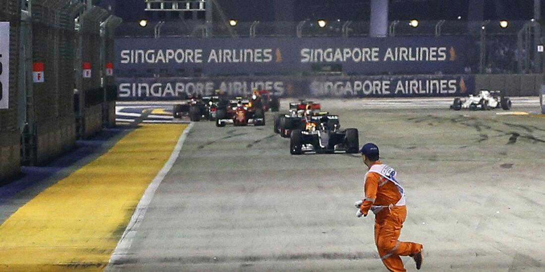 Marshalls - GP Singapur 2016