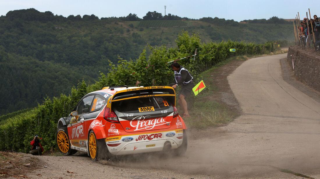 Martin Prokop WRC Rallye Deutschland 2013