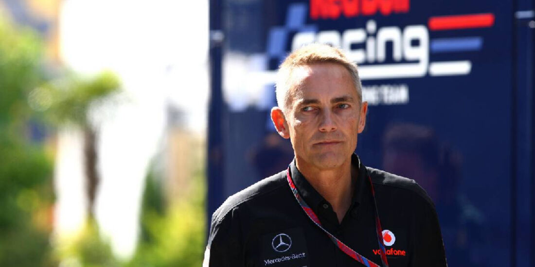 Martin Whitmarsh - GP Ungarn - Formel 1 - 30.7.2011