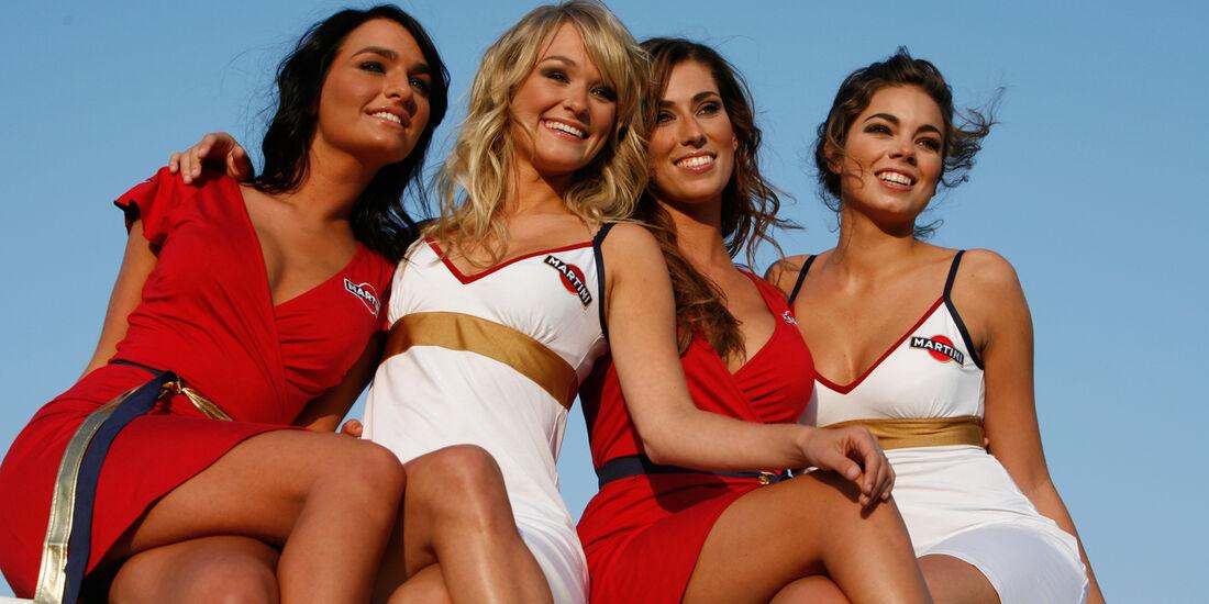 Martini Girls - Formel 1