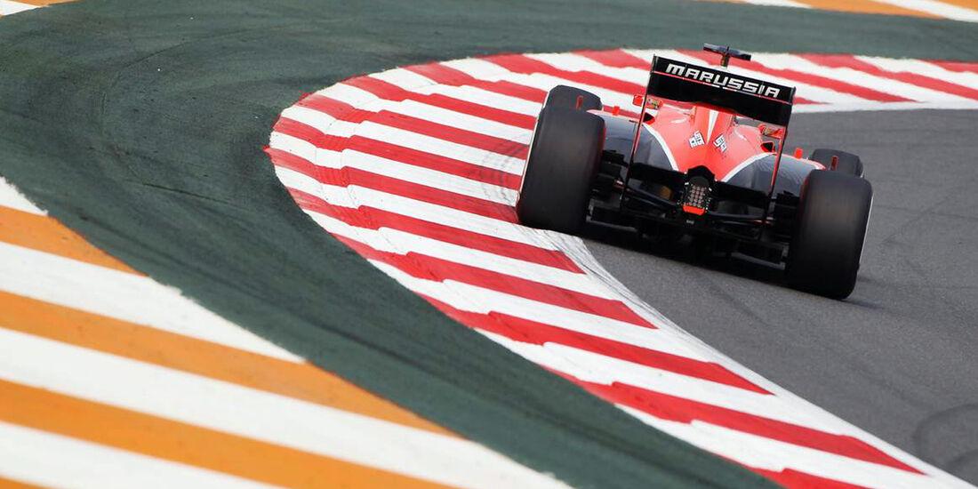 Marussia  - Formel 1 - GP Indien - 25. Oktober 2013