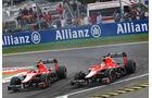 Marussia - Formel 1 - GP Italien 2013