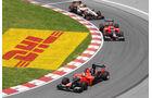 Marussia Formel 1 GP Kanada 2012