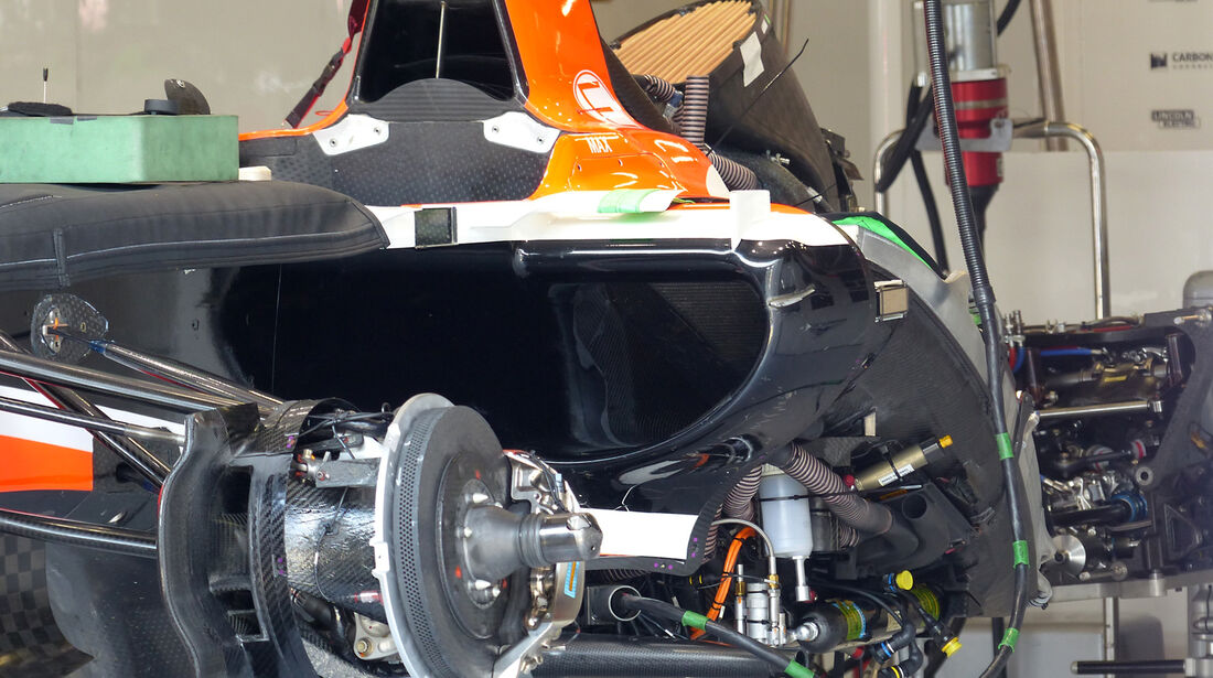 Marussia - Formel 1 - GP Österreich - 18. Juni 2014