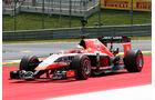 Marussia - Formel 1 - GP Österreich 2014
