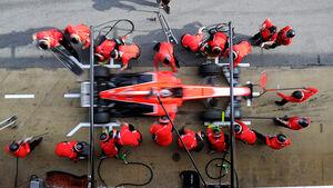 Marussia - Formel 1 - Test - Barcelona - 3. März 2013