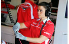 Marussia - Formel 1-Test - Silverstone 2014