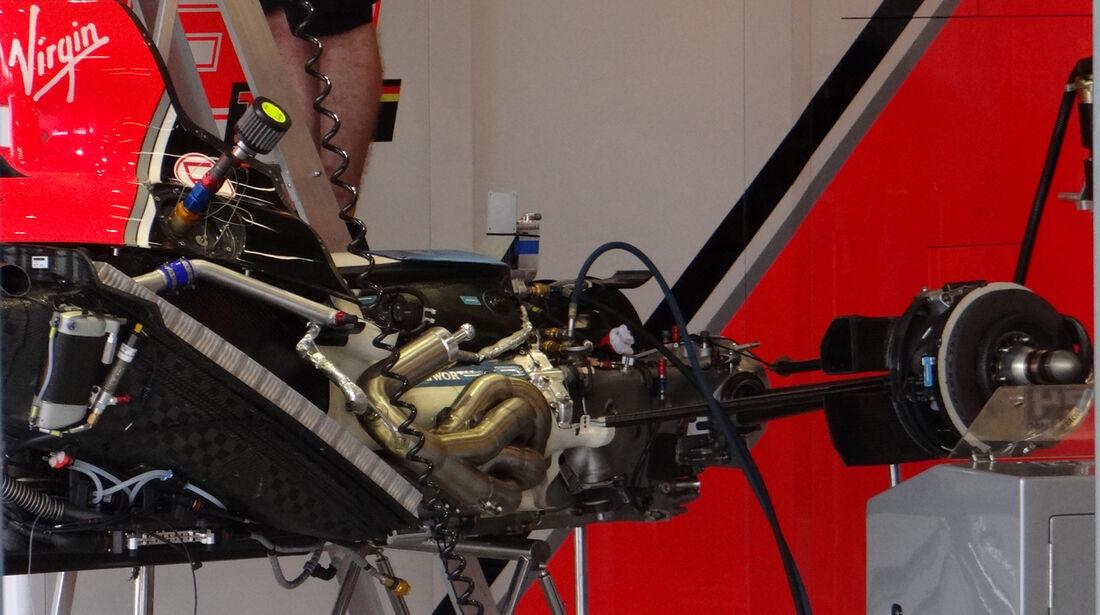 Marussia - GP Australien - 14. März 2012