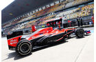 Marussia GP China 2013