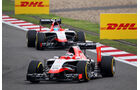 Marussia - GP China 2014