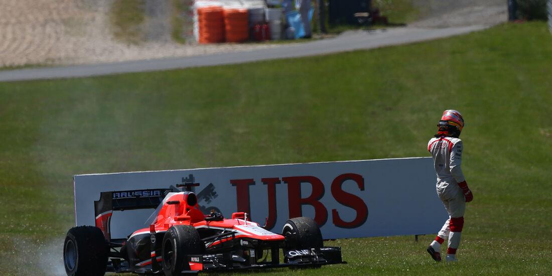 Marussia - GP Deutschland 2013