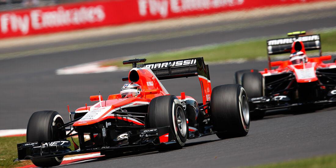 Marussia - GP England 2013