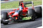 Marussia GP Italien 2012