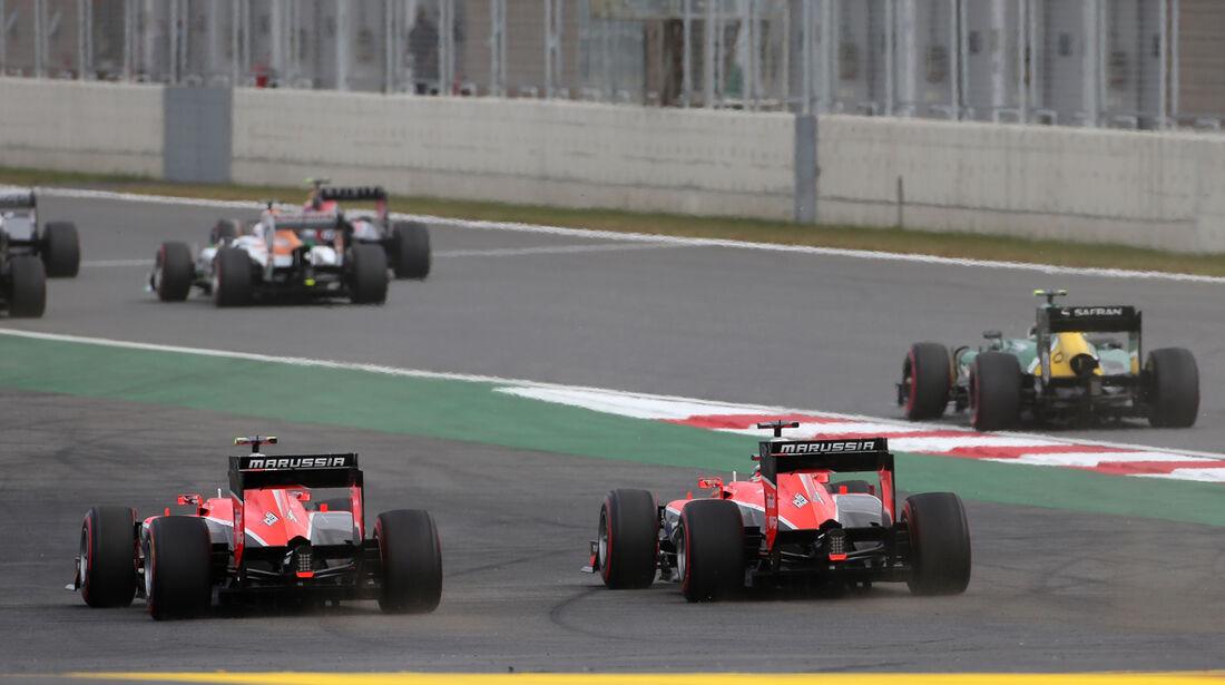 Marussia - GP Korea 2013