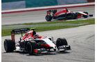 Marussia - GP Malaysia 2014