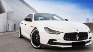 Maserati Ghibli by HS Performance