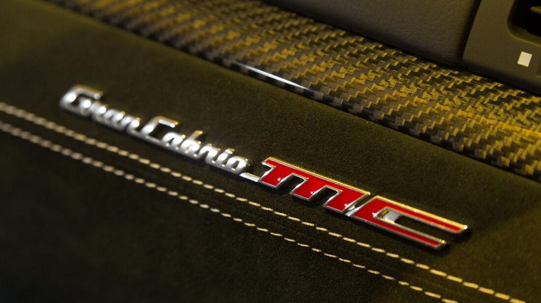 Maserati Gran Cabrio MC, Typenbezeichnung