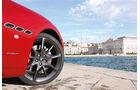 Maserati Gran Cabrio Sport, Vorderrad, Felge