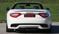 Maserati Gran Cabrio von Novitec Tridente, Heck
