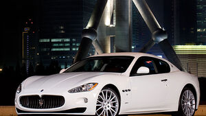 Maserati Gran Turismo Automatik