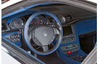 Maserati Gran Turismo MC Stradale, Cockpit, Lenkrad