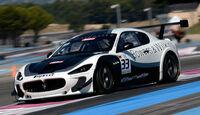 Maserati GranTurismo MC, Seitenansicht
