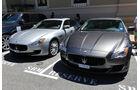 Maserati Quattroporte - Carspotting - GP Monaco 2016