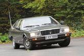 Maserati Quattroporte III, Frontansicht