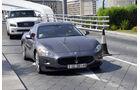 Maserati - Scheichautos - Formel 1 - GP Abu Dhabi - 03. November 2013