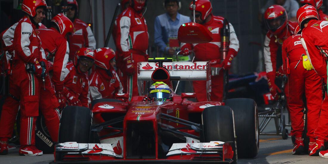 Massa GP China 2013