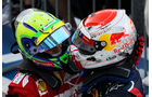 Massa & Vettel GP Japan 2012