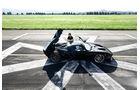 Matechsports-Ford GT, Seitenansicht