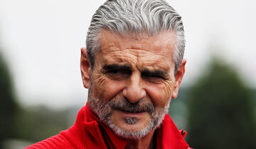 Maurizio Arrivabene - GP Japan 2018