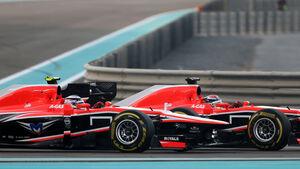 Max Chilton - GP Abu Dhabi 2013