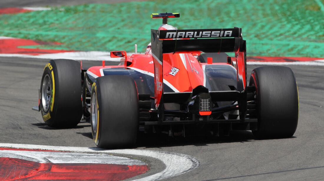 Max Chilton - GP Deutschland 2013